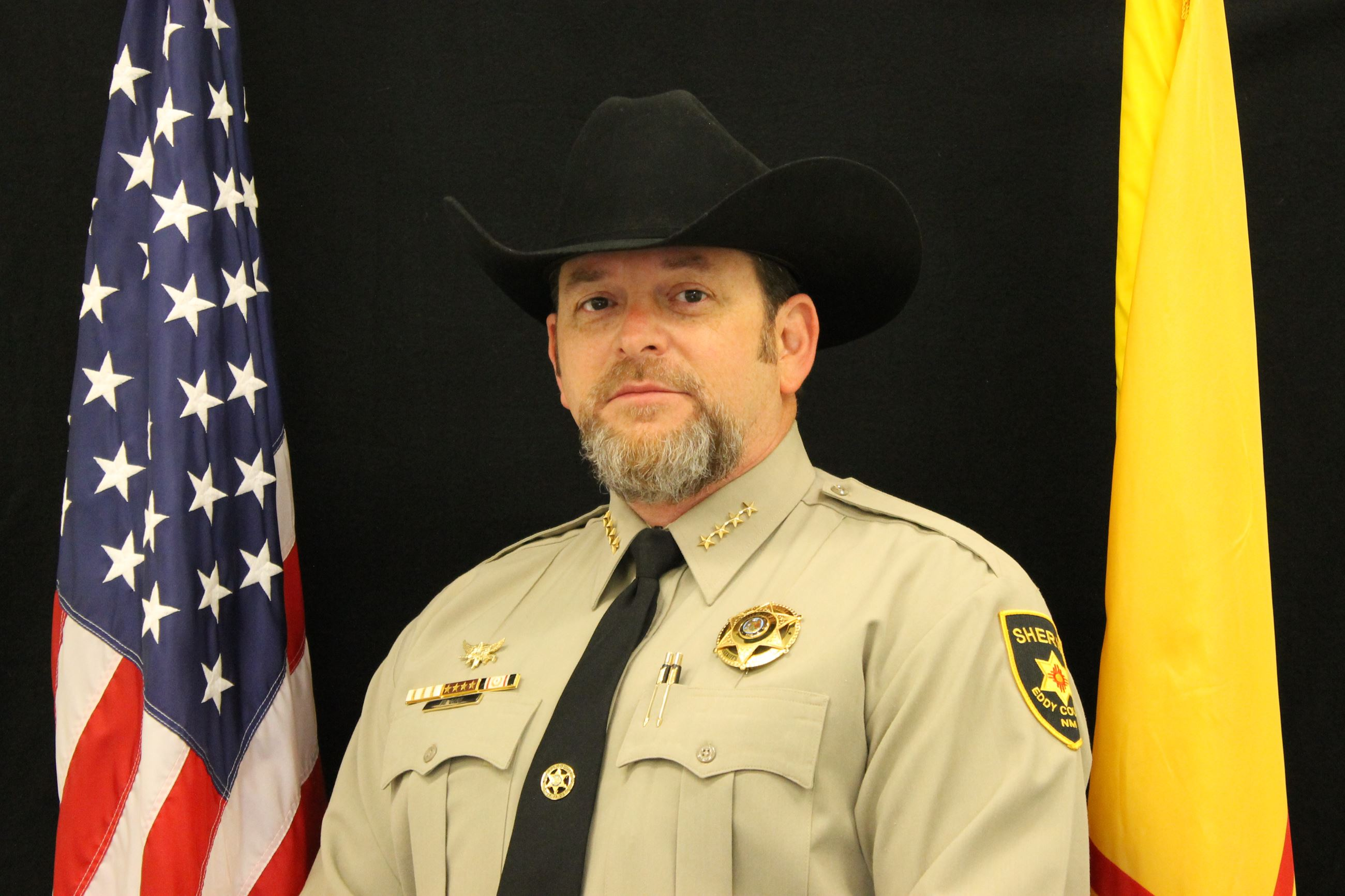 Mark Cage, Sheriff